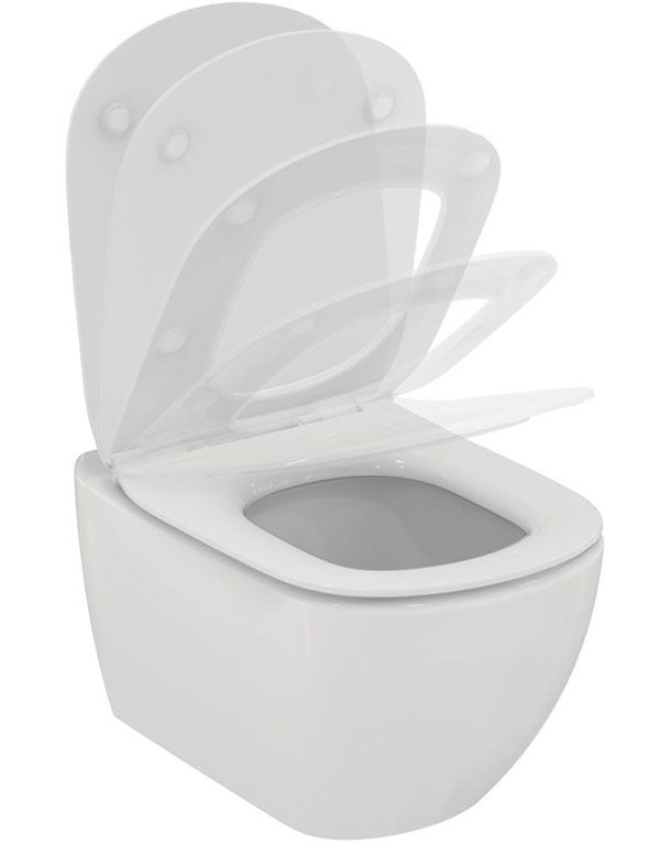 Тоалетна чиния Tesi T0079