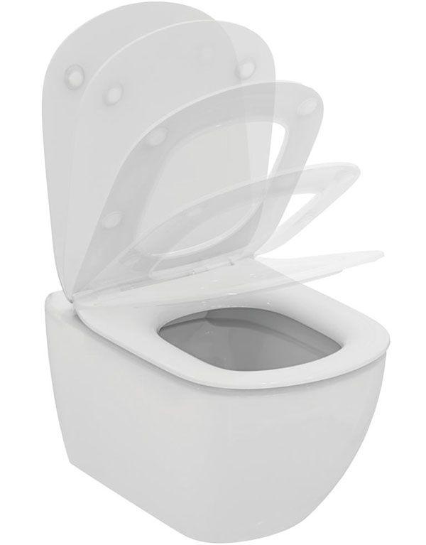 Тоалетна чиния Tesi T3503