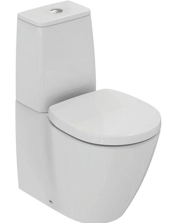 Тоалетна чиния Connect Spase E1196