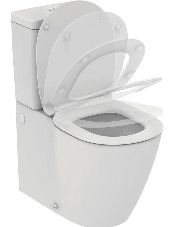 Тоалетна чиния Connect
