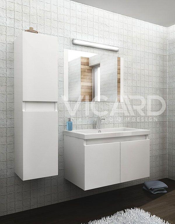 Шкаф за баня Light 90