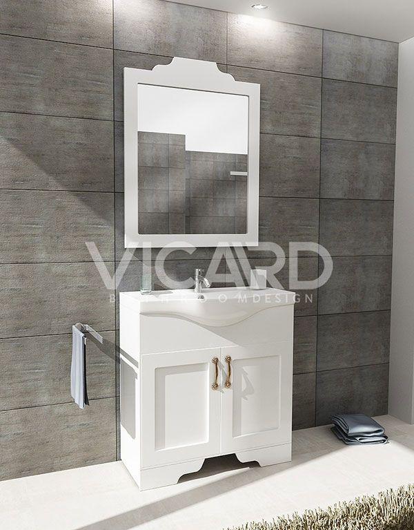 Шкаф за баня Palermo