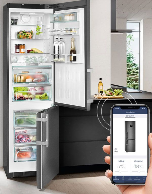 Хладилник CBNbs4878