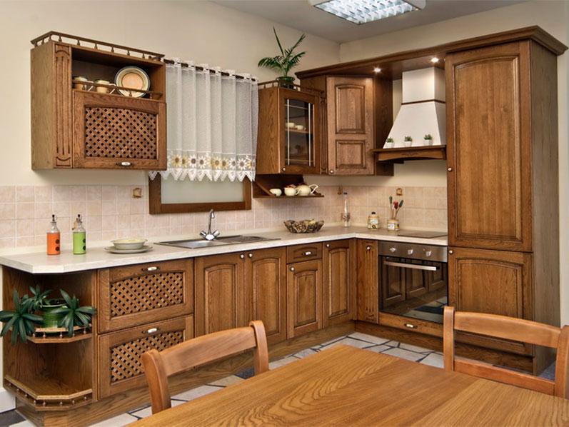 Кухня Dablin 2